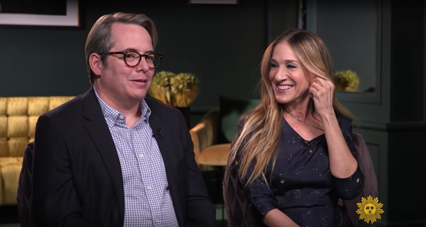 Showmance! Watch Matthew Broderick & Sarah Jessica Parker Talk About Playing Three Odd Couples in Plaza Suite