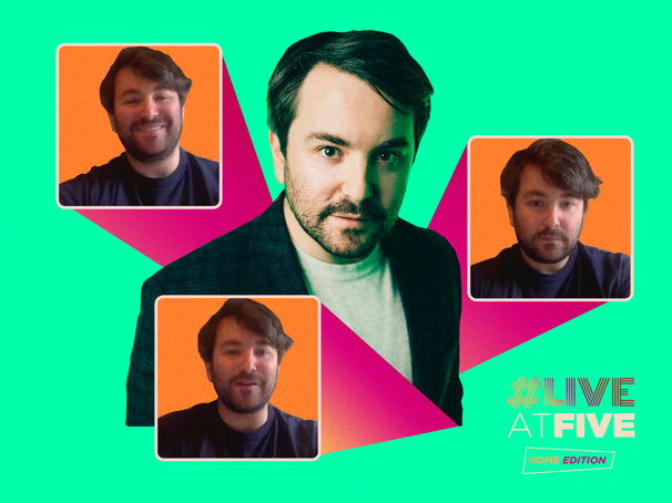 Alex Brightman on Practicing the Beetlejuice Voice While Walking with His Dog & More