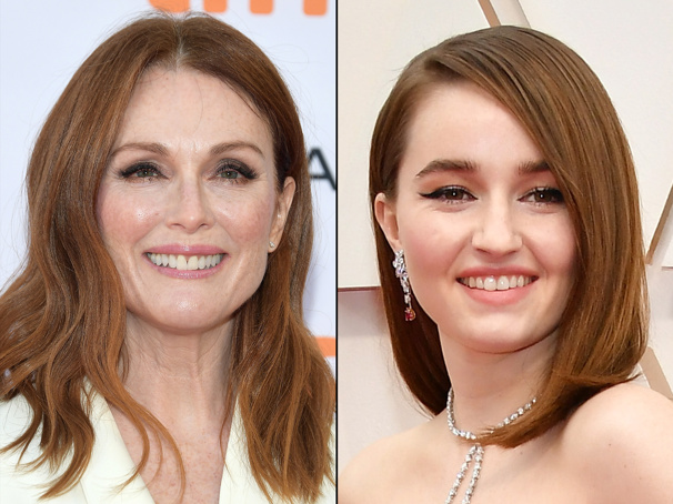 Julianne Moore & Kaitlyn Dever to Play Mother & Daughter in Benefit Reading of Good As New