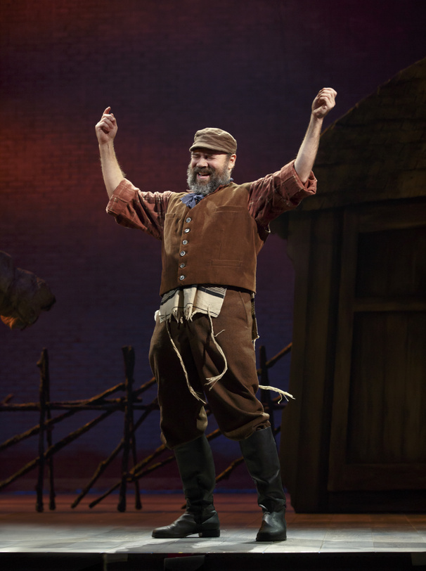 Miracle of Miracles! Fiddler on the Roof Will Launch National Tour in 2018