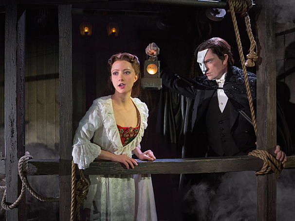 Music of the Night! Tickets Now on Sale for National Tour of The Phantom of the Opera in Louisville