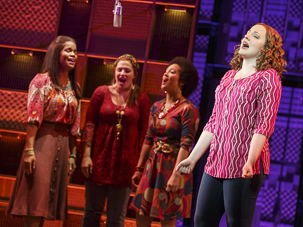 Feel the Earth Move! National Tour of Beautiful: The Carole King Musical Opens in Atlanta