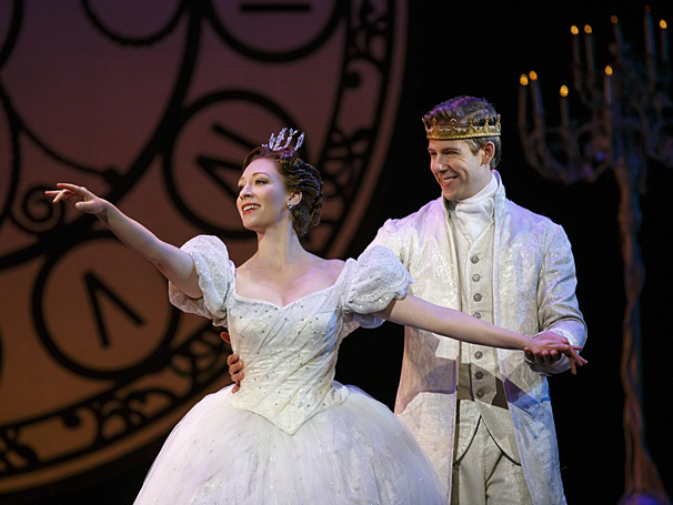 Now Is the Time! National Tour of Rodgers & Hammerstein's Cinderella Throws a Ball in Omaha