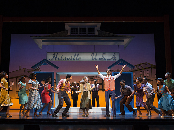 All You Need to Get By! The Stars Align as Motown The Musical Opens in Miami