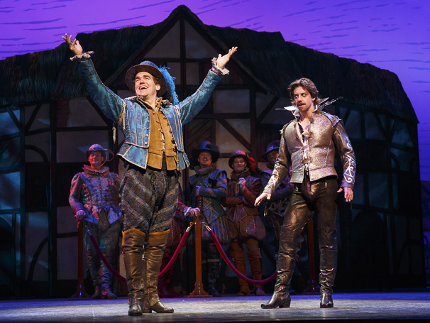 Happy Birthday, Something Rotten! The 10 Stages of Putting on a Musical, According to the Eggcellent Tuner