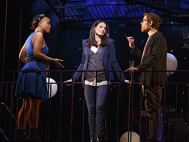 Here She Goes! National Tour of If/Then Opens in Atlanta