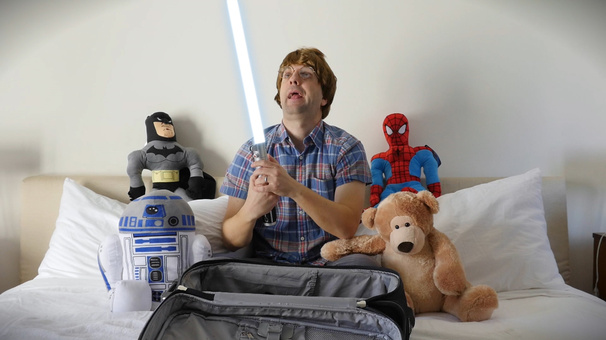 Tap Shoes, Dance Belts & Light Sabers Packed, Bill Gates & Steve Jobs Are Ready for Nerds on Broadway