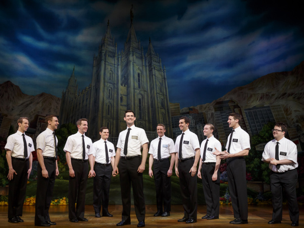 Hello! National Tour of The Book of Mormon Opens in Louisville