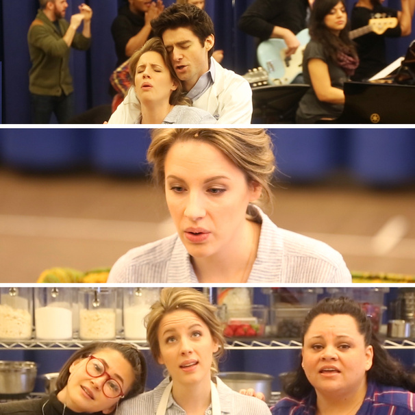 Cookin' Up a Hit! See Songs from Broadway's New Sara Bareilles Musical Waitress Starring Jessie Mueller