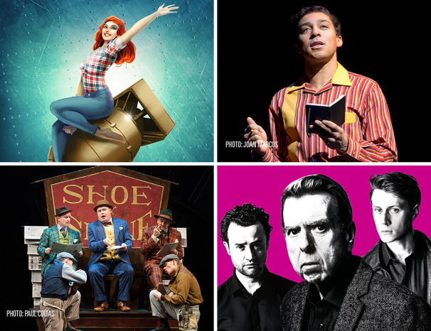 Motown Grooves, Guys and Dolls Gets Lucky & Miss Atomic Heats Up in the London Datebook