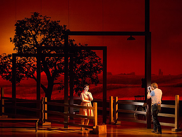 Time to Fall in Love! National Tour of The Bridges of Madison County Opens in Pittsburgh
