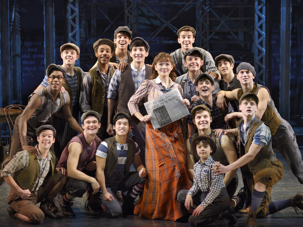 The World Will Know! Tickets Now On Sale for Disney's Newsies in Seattle