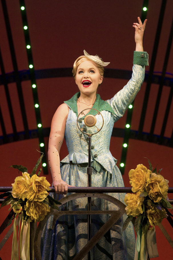 Tell Us Everything! Wicked's Amanda Jane Cooper Lets You Sneak a Peek at Her Road Diary