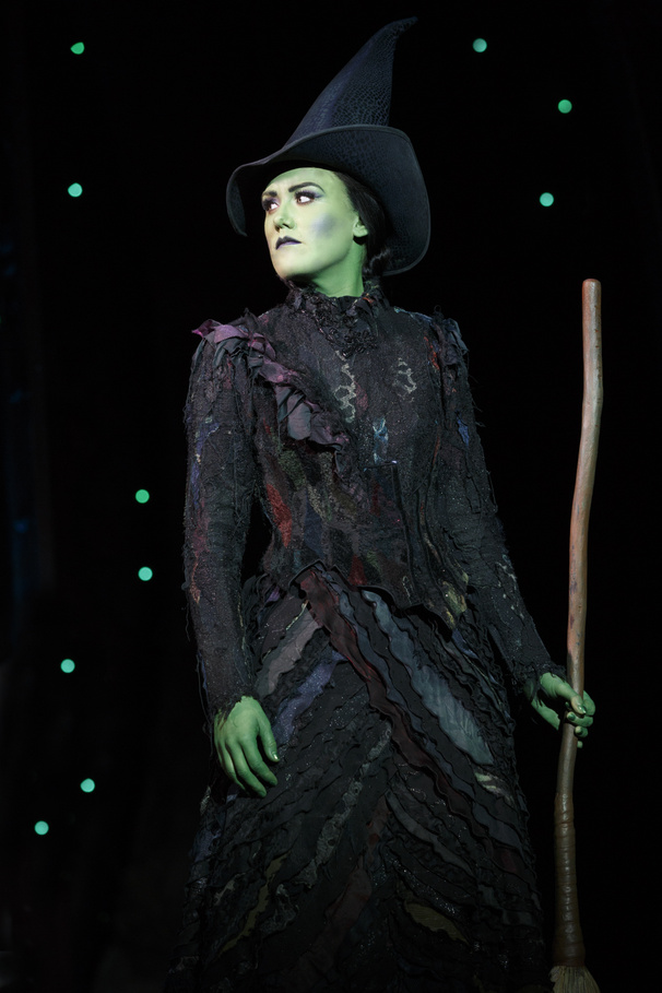 Tell Us Everything! Wicked's Emily Koch Lets You Sneak a Peek at Her Road Diary