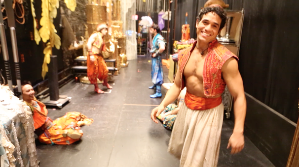 Wonder by Wonder: An Exclusive Behind-the-Scenes Look at Disney's Aladdin