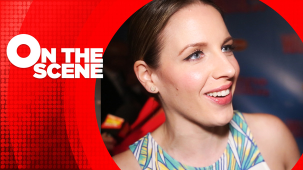 Champagne Air, Sexy Shenanigans & 'Fa-Baking' with Jessie Mueller: All About Waitress on Opening Night