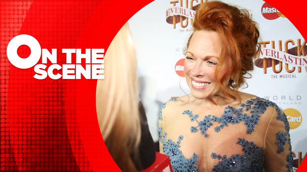 Carolee Carmello & the Tuck Everlasting Cast are On Top of the World on Opening Night