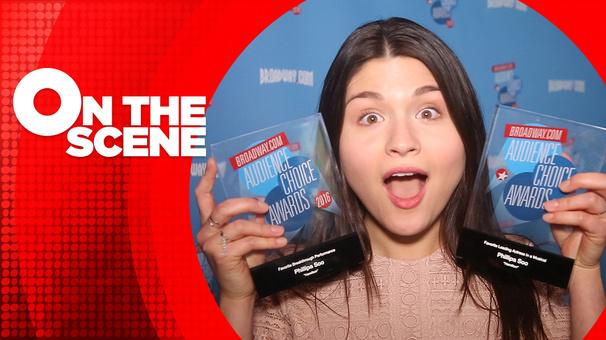 Celebrate the 2016 Broadway.com Audience Choice Awards with Lin-Manuel Miranda, Megan Hilty, Rachel Tucker & More