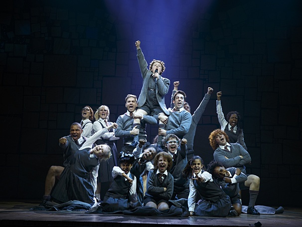 Here Come the Revolting Children! National Tour of Matilda The Musical Opens in Pittsburgh