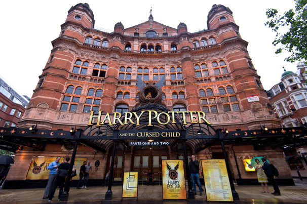 All Aboard the Hogwarts Express! Five Tips for Harry Potter & the Cursed Child's Lucky First Years