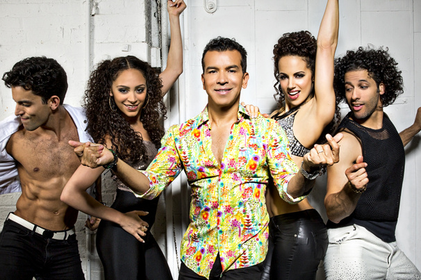 The Rhythm Is Gonna Get You: Meet On Your Feet! Tony Nominee Sergio Trujillo & His Effervescent Dance Stars