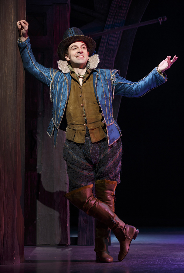 Bottom's Gonna Be on Top: Something Rotten! Tour Star Rob McClure Is Broadway.com's Next Vlogger