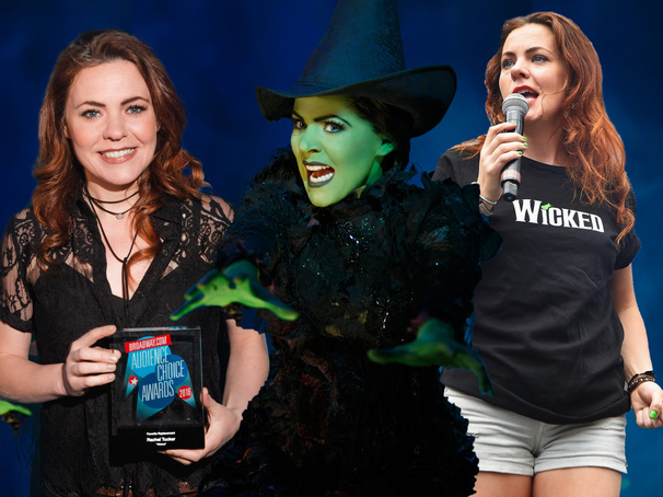 Wicked Star Rachel Tucker on the 'Unrepeatable' Experience of Playing Elphaba on Broadway & Missing Her Green Team