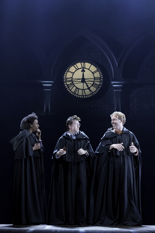 Harry Potter and the Cursed Child Breaks Record; Groundhog Day, Dreamgirls & More Win Big at 2017 Olivier Awards