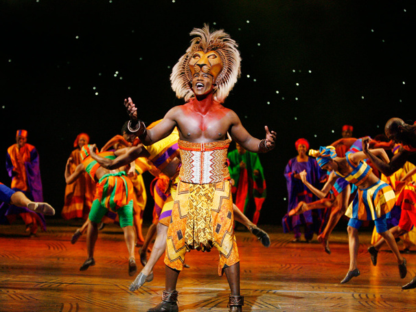 The King Returns! Tony Award-Winning The Lion King Opens in Portland