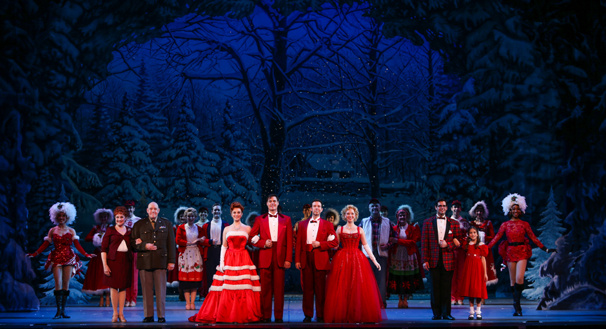 It's Nothing But Blue Skies as Irving Berlin's White Christmas Opens in Omaha