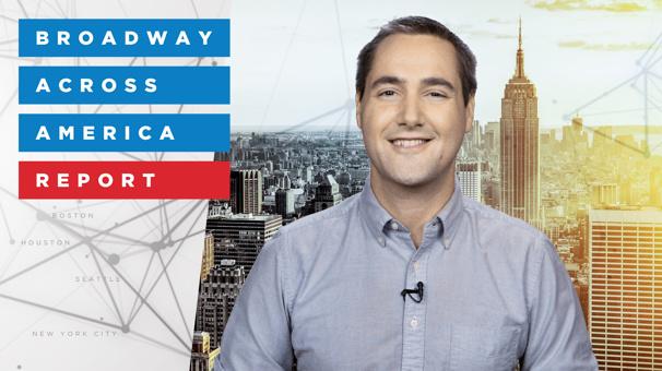 Broadway Across America Report: September 2016 Tour Buzz