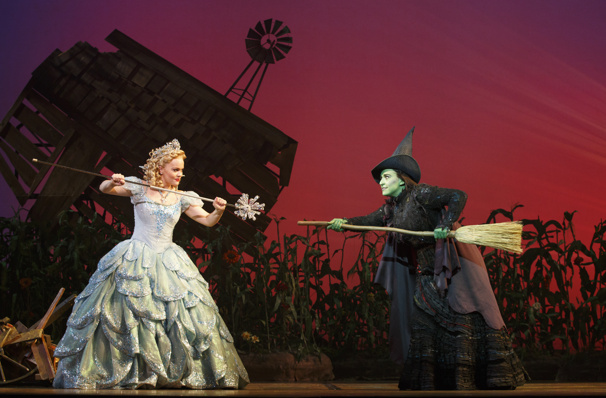 Defying Gravity! Tickets Now on Sale for High-Flying Hit Wicked in Cincinnati