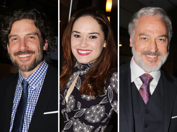 Believe! Kevin Kern, Christine Dwyer & Tom Hewitt Will Lead the National Tour of Finding Neverland