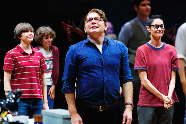 Flying Away! See Tony-Winning Fun Home's Emotional Final Curtain Call