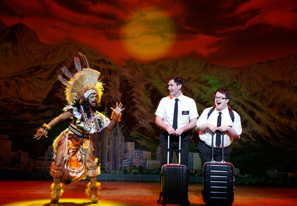 Here For You! Tickets Now On Sale for Tony-Winning The Book of Mormon in Ottawa