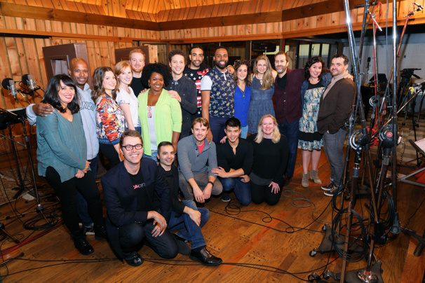 Next Stop: Broadway! In Transit's Aca-Awesome Cast Preps Their Pipes