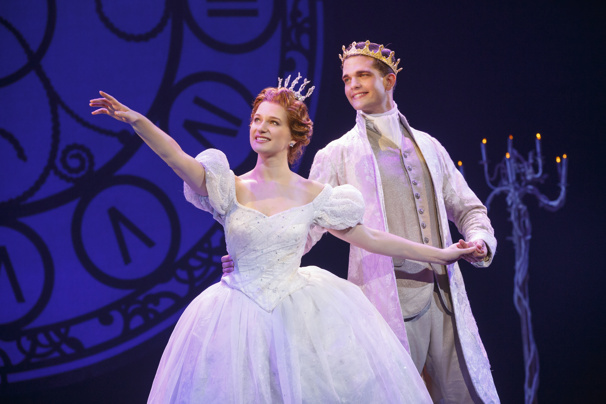Now Is the Time! National Tour of Rodgers & Hammerstein's Cinderella Throws a Ball in Indianapolis