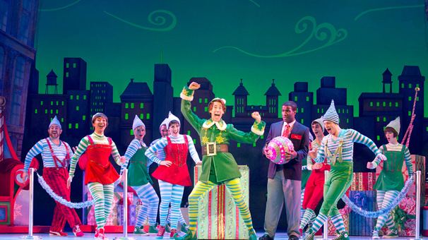Unwrap an Early Holiday Treat! Tickets Now on Sale for Elf The Musical in Costa Mesa