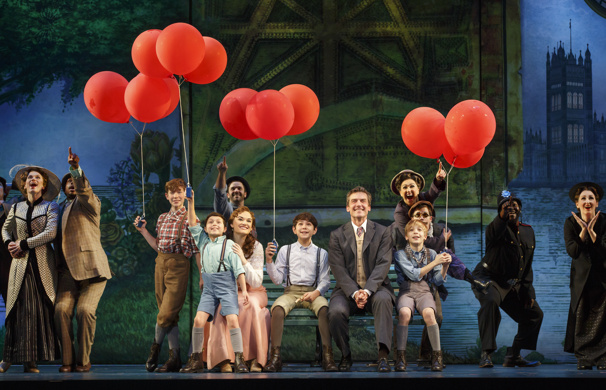Something About This Night! National Tour of Finding Neverland Opens in Portland