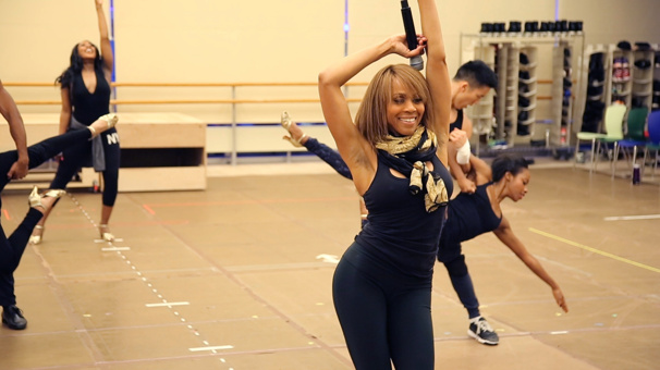 She's Every Woman! Watch Deborah Cox & the Cast of The Bodyguard Get Dancey Pre-Papermill