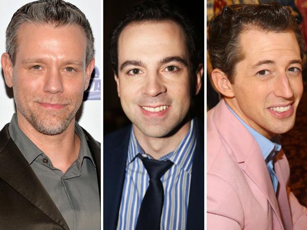 Hear Ye! Broadway Alums Adam Pascal, Rob McClure & Josh Grisetti Will Lead the Something Rotten! Tour