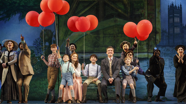 Find Out Why Theatergoers Are Flying to See the Finding Neverland Tour
