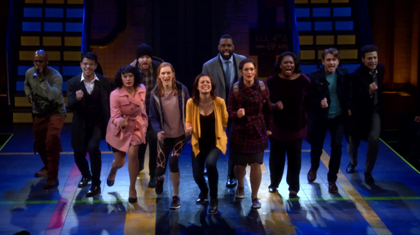 Getting There! Mind the Gap & Step Into the Aca-Awesome World of In Transit on Broadway