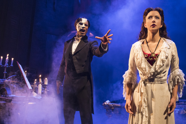 Music of the Night! Tickets Now on Sale for The Phantom of the Opera Tour in Edmonton