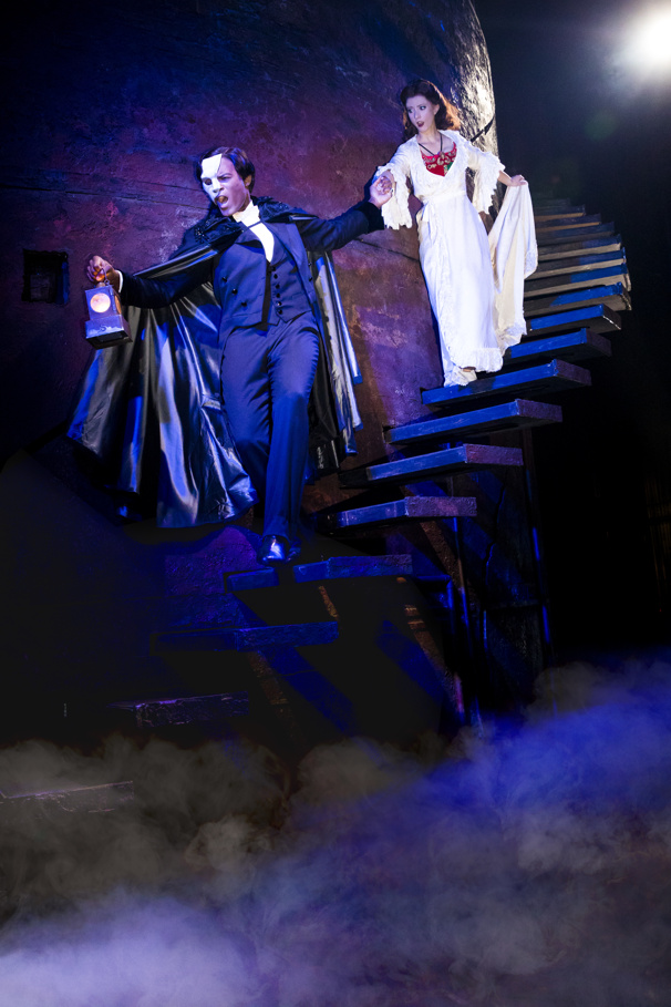 Seal Your Fate! Andrew Lloyd Webber's The Phantom of the Opera Opens in Cincinnati