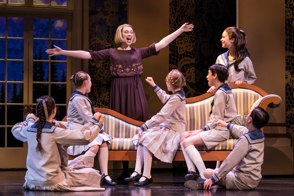 Go to the Hills! National Tour of Rodgers + Hammerstein's The Sound of Music Opens in Omaha