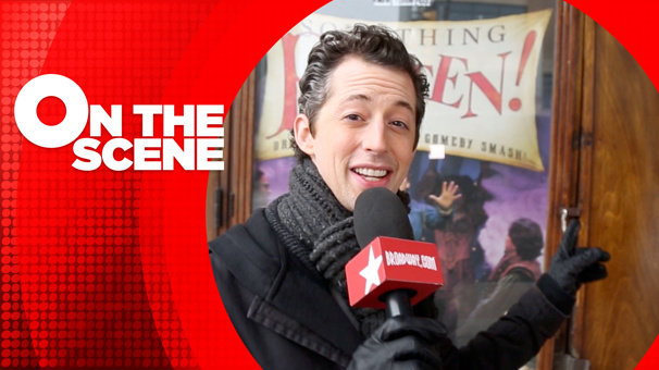 Show Us the Way! Go Behind the Scenes of the National Tour of Something Rotten!