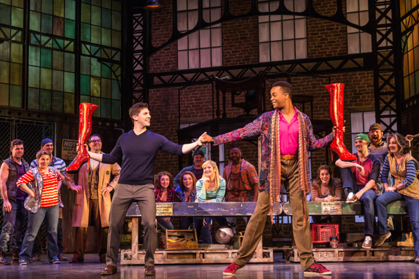 Everybody Say Yeah! Tickets Now on Sale for the Tony-Winning Kinky Boots in Edmonton