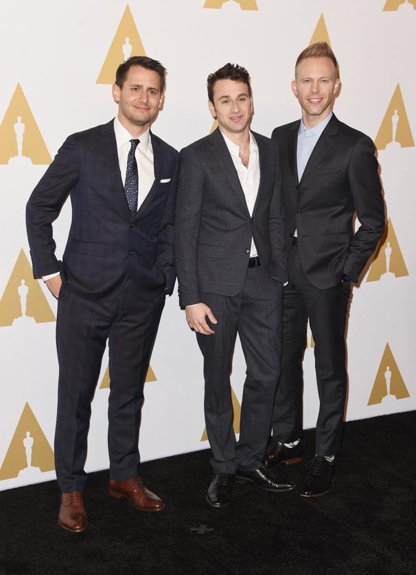 Dear Evan Hansen Songwriters Benj Pasek & Justin Paul Are Oscar Winners for La La Land