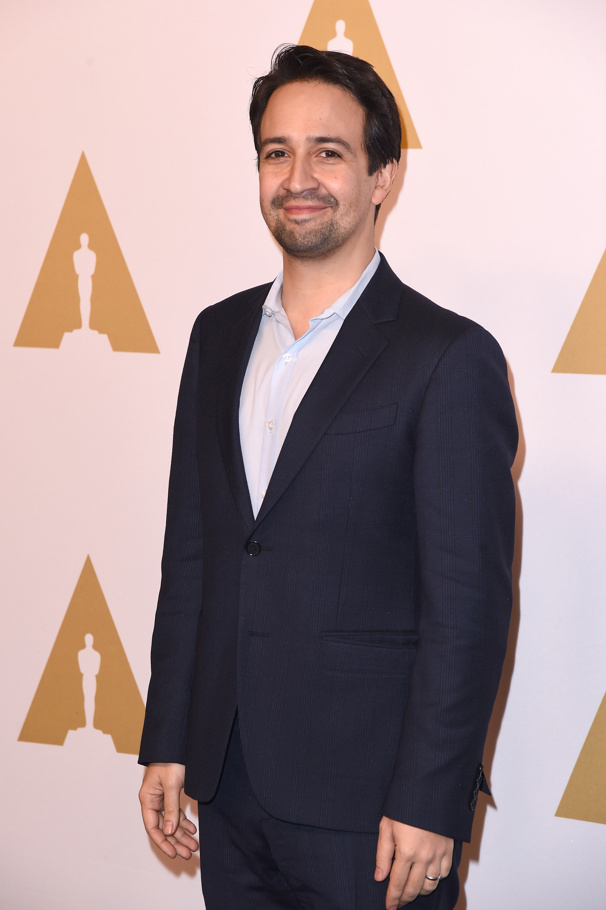 Odds & Ends: Lin-Manuel Miranda Shares Tick, Tick...BOOM!  Film Update & More